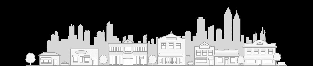 Main St. Marketplace - Rockland Skyline
